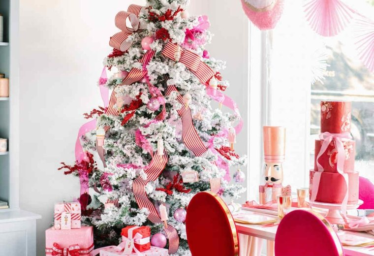 decoracion-navidad-color-rosa