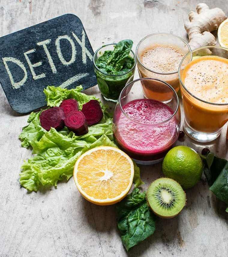 Dieta detox - Las 3 mejores dietas para limpiar el cuerpo ...