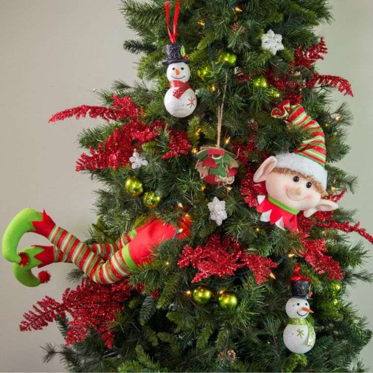 duendes navideños juegos