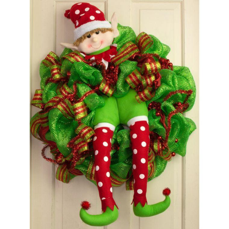 duendes navideños pequeño