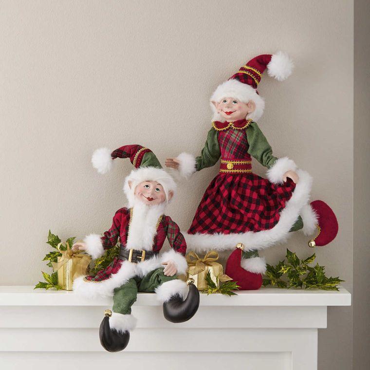 duendes navideños sentimiento