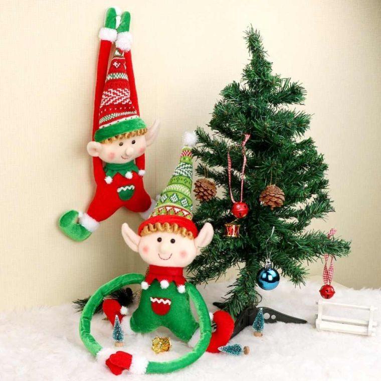 duendes navideños tradicion
