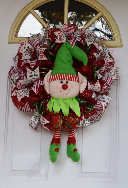 dundes navideños decorativo
