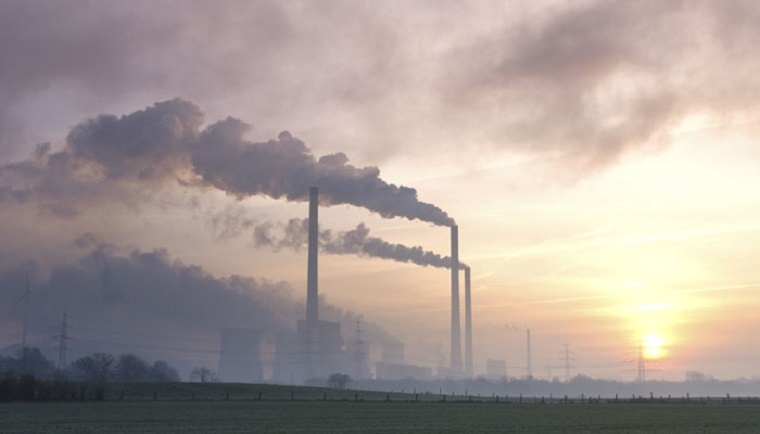 emisiones de gases mundo-india