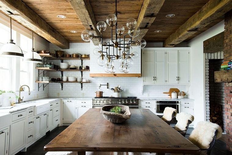estantes para cocina-amplia-moderna
