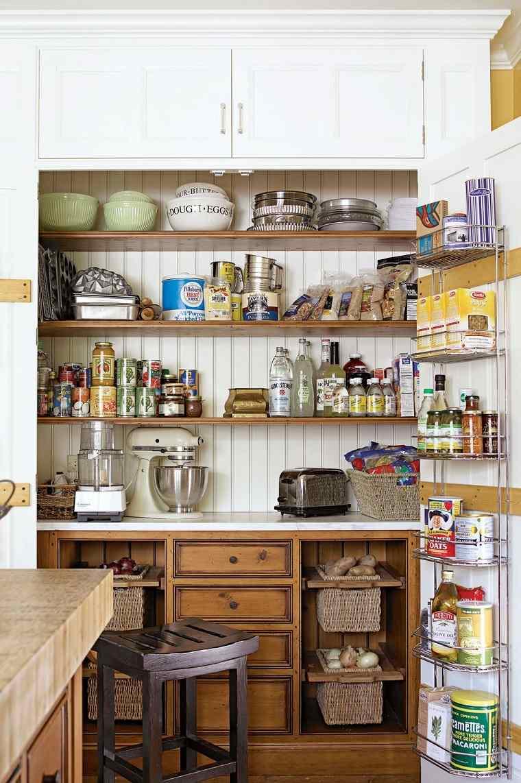 estantes para cocina-espacios-pequenos