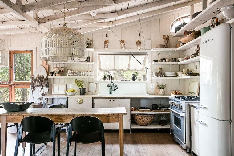 estantes para cocina-forma-L
