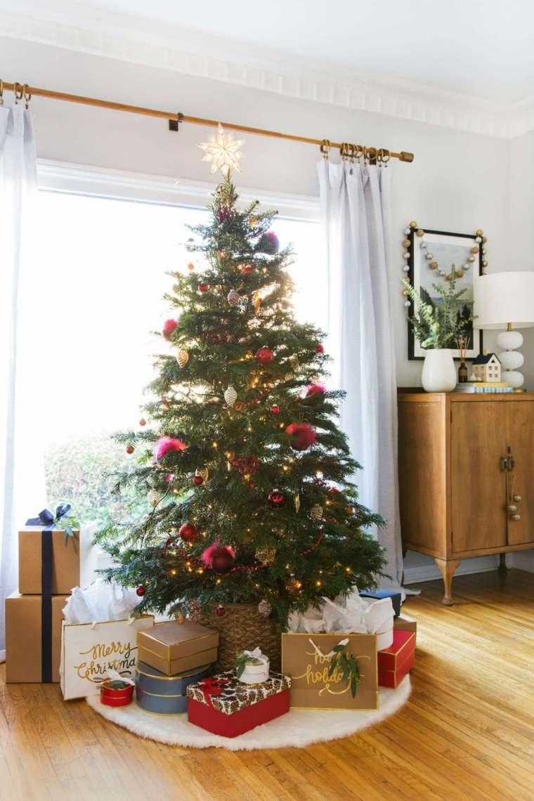 estilo-arbol-casa-navidad