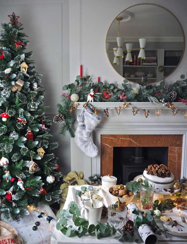 estilo-navideno-arbol-casa-navidad