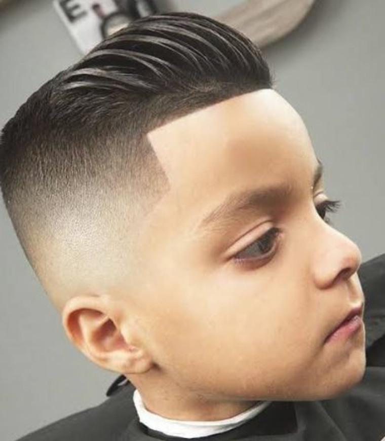 nuevos peinados para niños