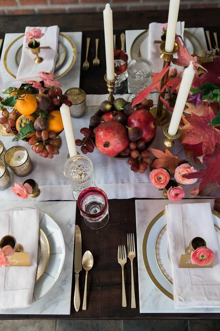 frutas-temporada-decorar-mesas-otoño