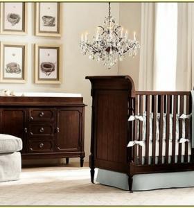 habitaciones para bebés estilo