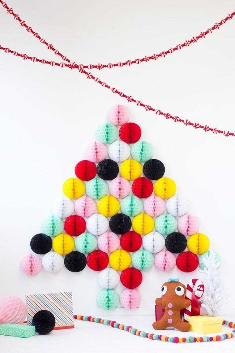 ideas-arbol-pared-navidad-opciones