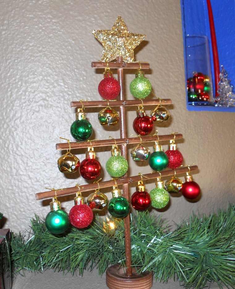 ideas de árboles de navidad bambalina