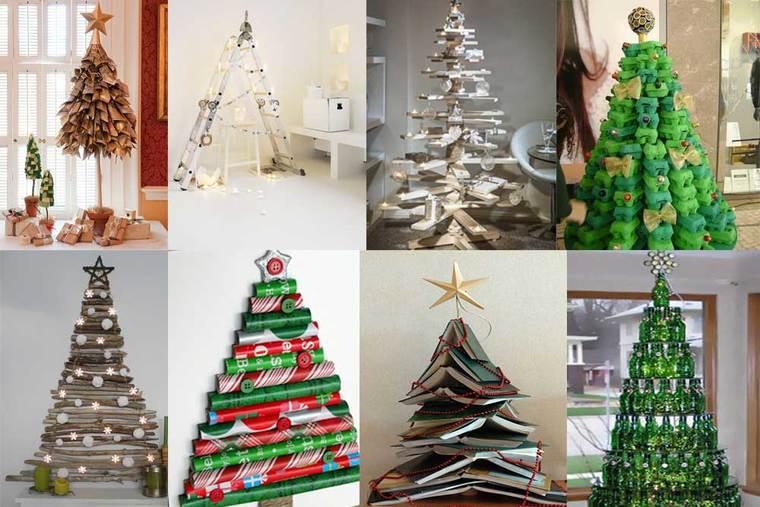 ideas de árboles de navidad inicio