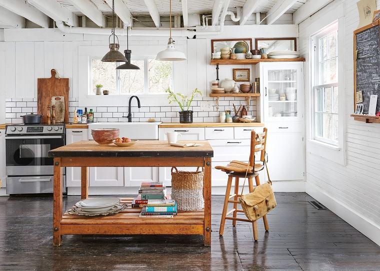 isla-madera-opciones-estantes-cocina-ideas