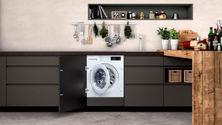 Cómo incluir las lavadoras en el diseño de tu casa
