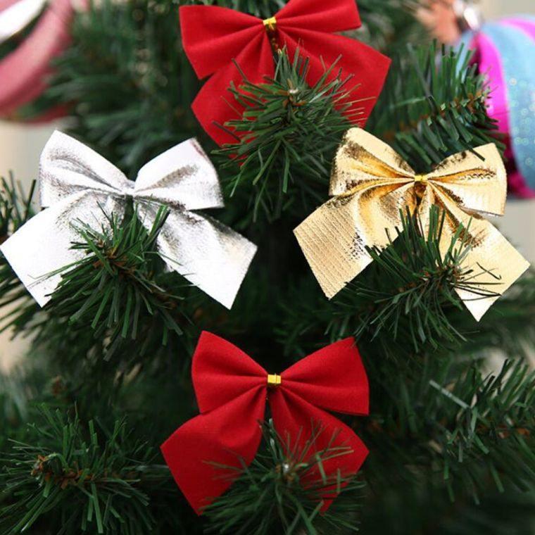 lazos navideños clasicos
