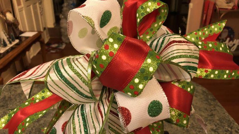 lazos navideños inicioo