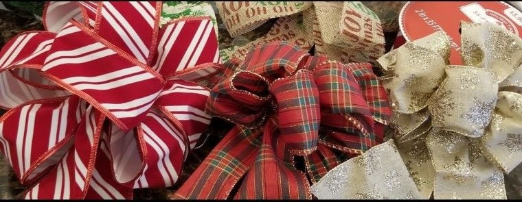lazos navideños presentt