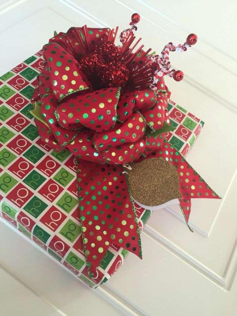 lazos navideños regalito