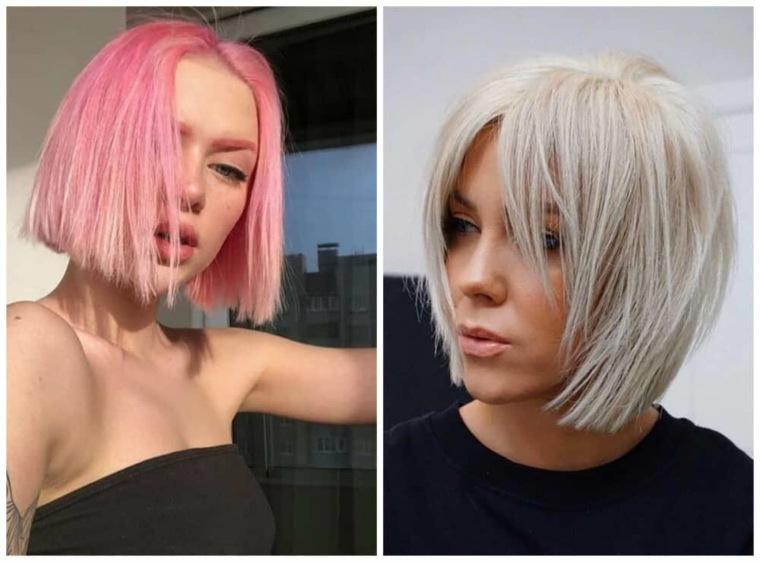 Cortes de pelo para un cambio de look radical