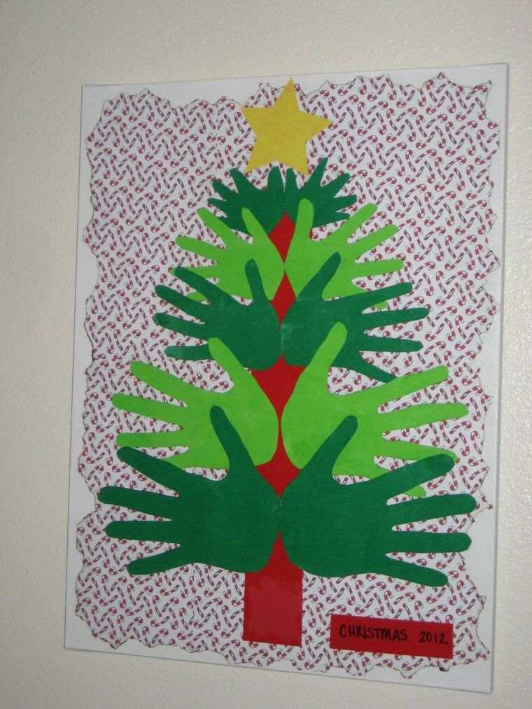 manualidades navideñas fáciles para niños original