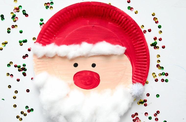 manualidades navideñas fáciles para niños platoo