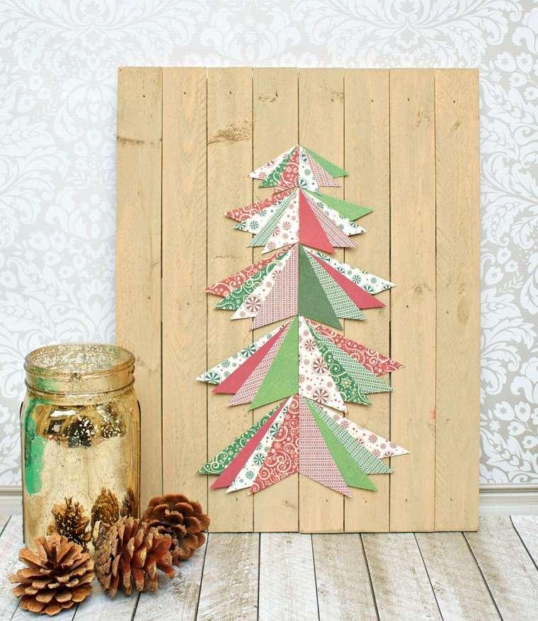 manualidades navideñas originales papel