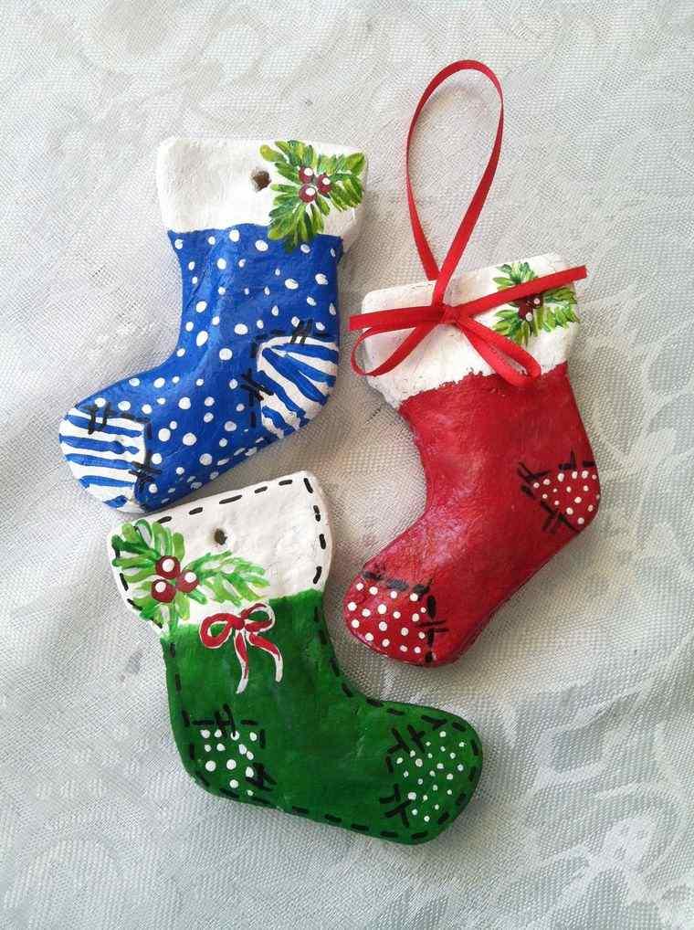 masa de sal calcetines