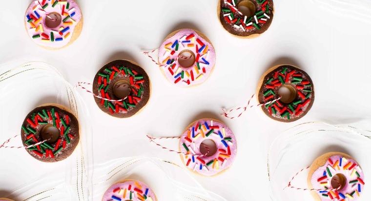 masa de sal donut