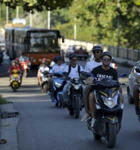 motocicletas-electricas-falta-combustible-cuba