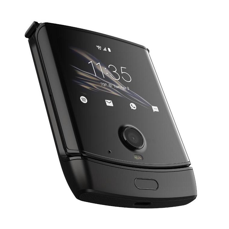 El teléfono plegable Motorola Razr está de vuelta en 2020