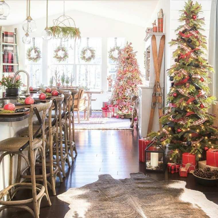 opciones-arboles-navidenos-decorar-casa