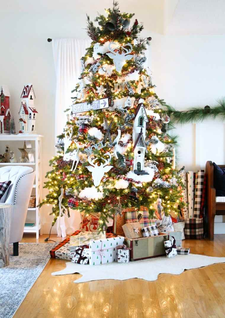 opciones-decorar-arbol-navideno-ideas-estilo