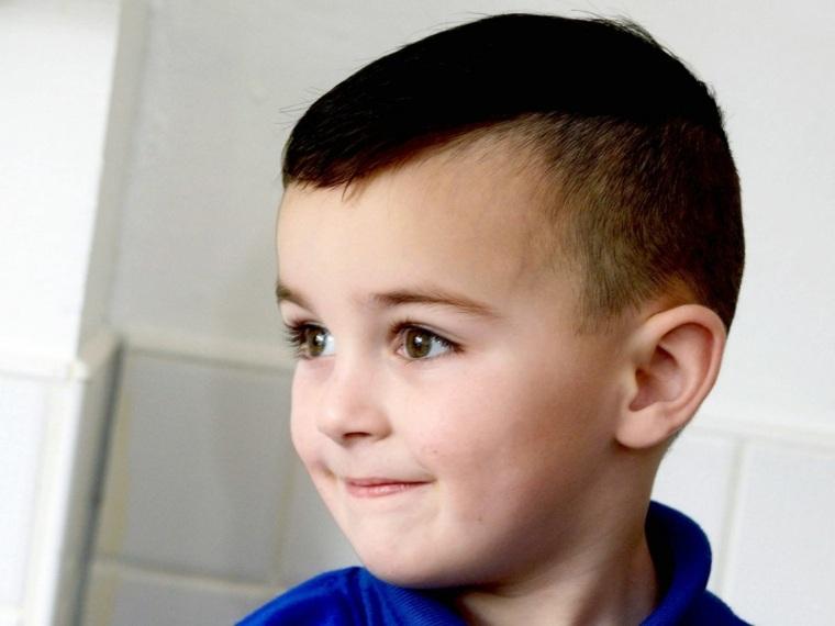 peinados modernos para niños