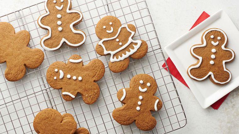 postres navideños galletas
