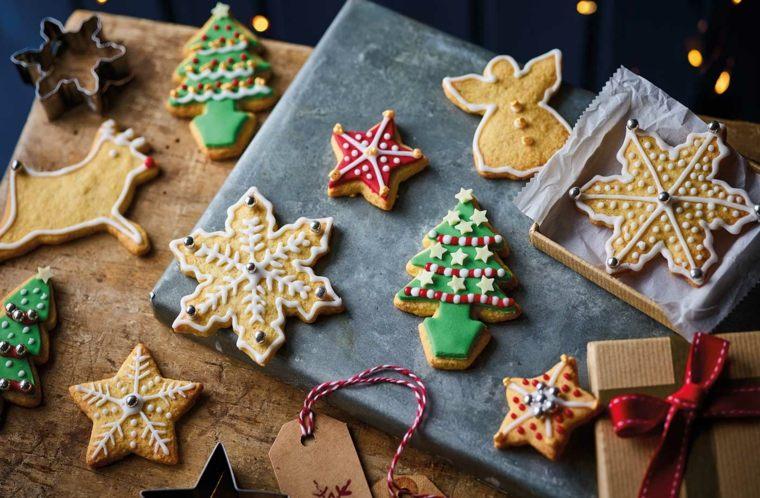 recetas de dulces de Navidad