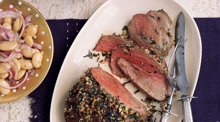 recetas para cena de navidad fáciles y económicas cordero