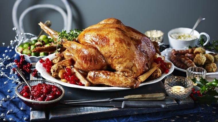 recetas para cena de navidad fáciles y económicas pavito