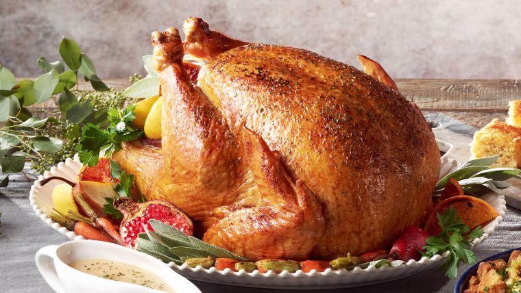 recetas para cena de navidad fáciles y económicas pavo