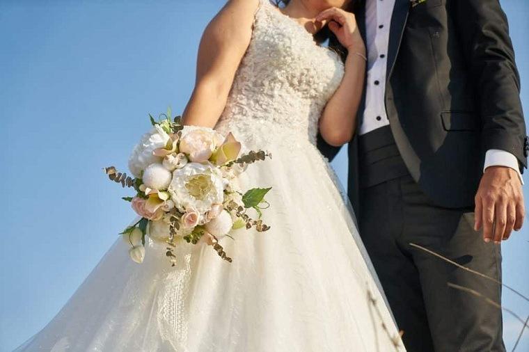 tendencias de boda-recien-casados
