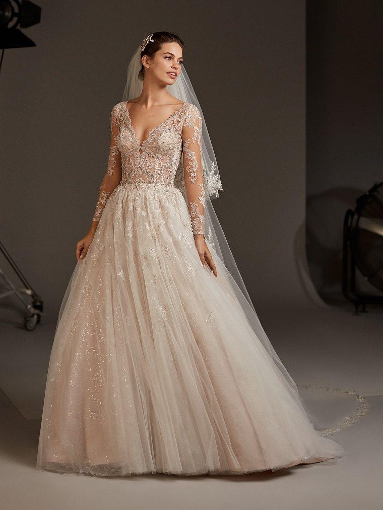 tendencias-de-boda-vestido-brillante