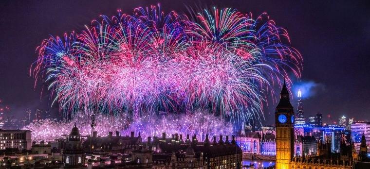 año nuevo espectaculo