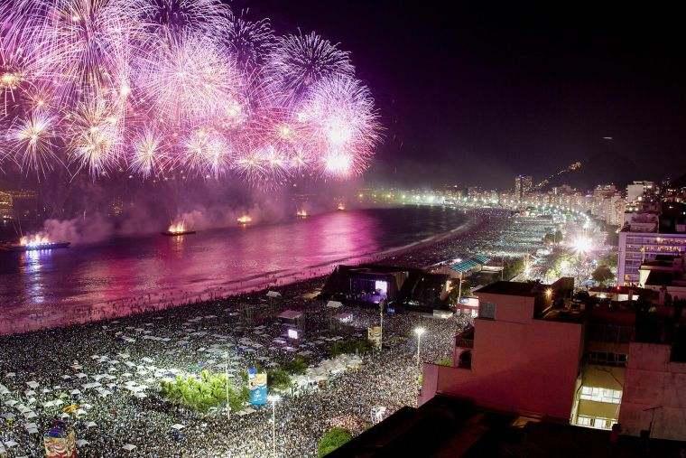 año nuevo fiesta