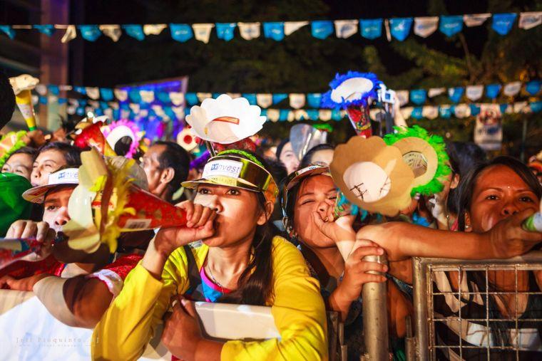 año nuevo filipinas