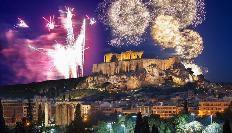 año nuevo greciaa