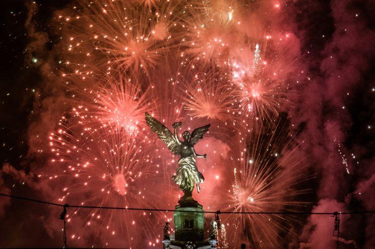 año nuevo mexico