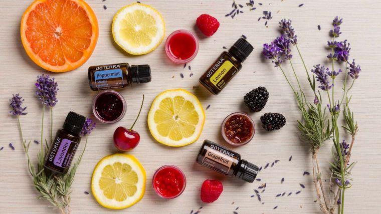 aceites esenciales citricos