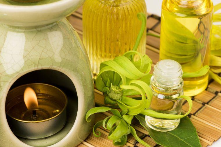 aceites esenciales ylang ylang
